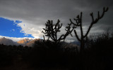 Weather changes over Moray