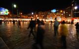 La Paz city center - Plaza San Francisco