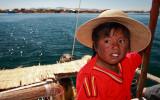 Peruanian girl