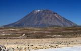 Stratovolcano El Misti, 5822 m