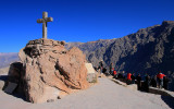 Cruz del Condor, Canyon Colca