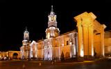 Night Arequipa