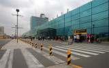 Jorge Chaves intl. airport, Lima