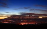 Twilight in High Tatras