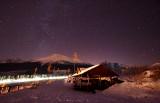 Over Stary Smokovec, High Tatras