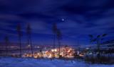 Cold silence in High Tatras