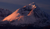 Gerlachovsky stit, the highest summit of Slovakia