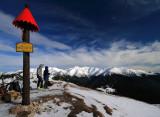 On Babky peak, West Tatras