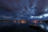 Night storm is coming... (Croatia)