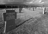 German military cemetery, Vazec