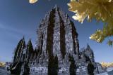 Candi Prambanan Temple.