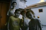 Kids in Jogjakarta.
