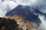 Massive Mt. Merapi