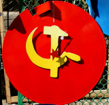 The Communist clock