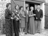 Juillet 1980 : mariage de Joëlle