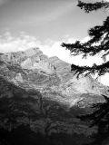 Le pic de Cézy (2209 m) vu par un Semflex Studio ...