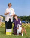Tuxedo Park Kennel Club - Friday 09/08/2006 Mrs. Anne Katona