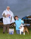 Newton Kennel Club - Saturday 09/02/2006 Mr. J. R. Duding
