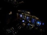 Flying in the darkest nights