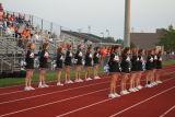 ahs cheerleaders at hilliard darby