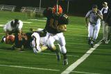 kyle runs the ball