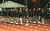 ahs cheerleaders at winton woods
