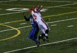 john runk makes a great catch
