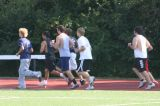varsity defense runs the morning after