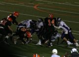 glen este fumbles on the kickoff return