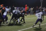 jake powers through the glen este defense