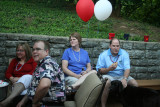 yvette, john, tracey, and keith