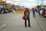Me in T'nalak Festival 2008 (South Cotabato)