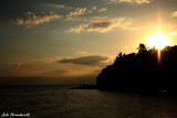 sunset in Bali Bali