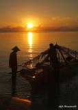 Sunrise in Cagwait