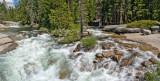 Nevada Fall Headwater