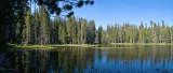 Tioga Road Lake