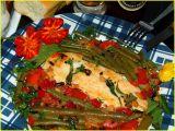 Hoki fish - green beans / haricots verts frais!