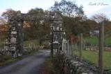 Y Garreg Fawr - Llanfachreth Arch