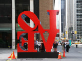LOVE Sculpture: Robert Indiana - 1966