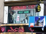 Gotham City Peep Show Parlor