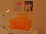 Lomazzi / D'Urbino /  De Pas : Blow Inflatable Armchair - 1967