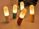 Casati & Ponsio : Pillola Lamps - 1968