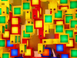 Twisttogether Lamp : Steve Feuerborn / David Liatti - 2006