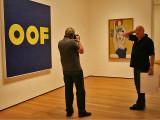 Edward Ruscha : OOF -1962