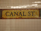 Subway Station Canal Street
