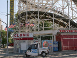 CYCLONE -  Coney Island's Historic Wooden Roller Coaster 1927