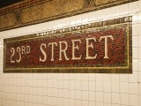 Subway Station 23rd Street
