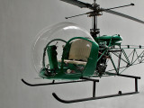 Arthur Young : Bell 47D1 Helicopter - 1945