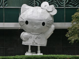 Tom Sachs : Hello Kitty Wind Up - 2007
