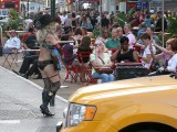 Naked Cowgirl in Times Square